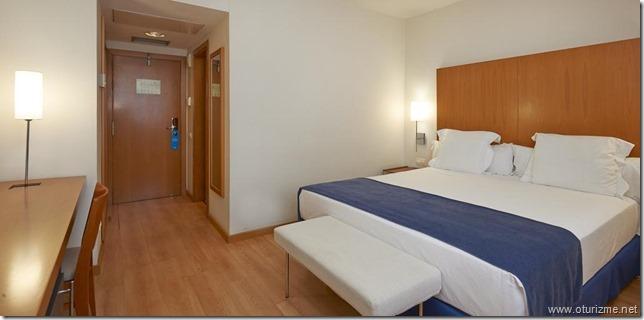 Отель NH Hesperia Barcelona del Mar, 4 звезды