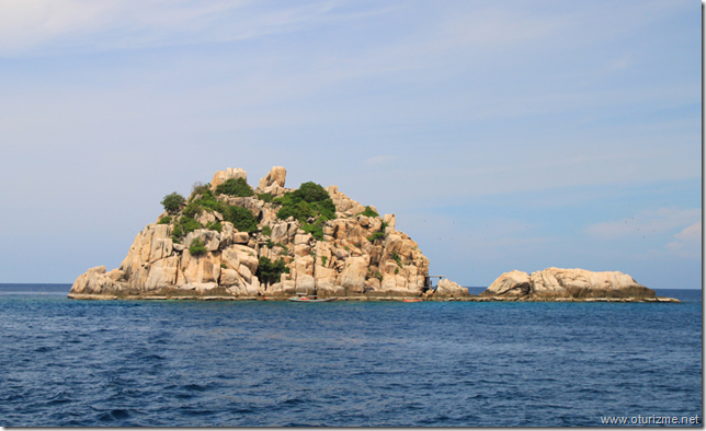 Остров Ко Тао Тайланд