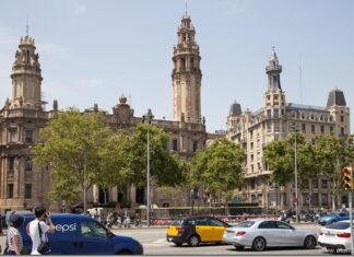 маршрут прогулок по Барселоне