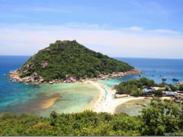 остров Ко Тао в Таиланде