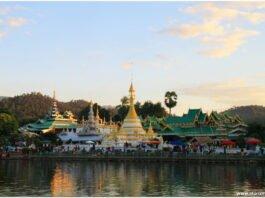 достопримечательности мэхонгсон в таиланде