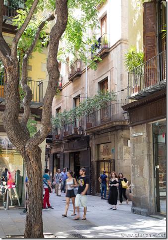 Испания, Барселона, июль 2017